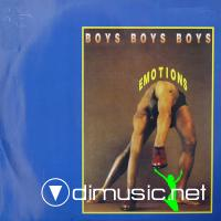 Boys Boys Boys - Emotions (1993)