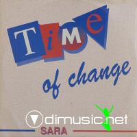 Sara - Time Of Change (1994)