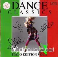 Various ‎– Dance Classics - Italo Edition Vol. 1