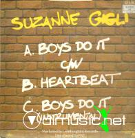 Susanne Gigli – Boys Do It - Single 12'' - 1984