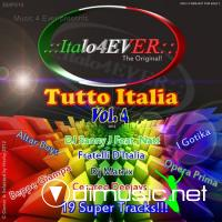 VA - Italo 4 Ever presenta Tutto Italia, Vol.04 (2012)