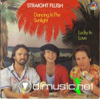 Straight Flush - Dancing In The Sunlight - Single 7'' - 1984