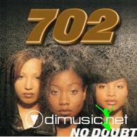 702 - No Doubt CD ALBUM (1996)