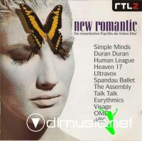 Various - New Romantic (2xCD)