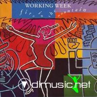 Working Week - Fire in the Mountain (1989)