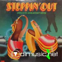 V.A. - Steppin' Out - Disco's Greatest Hits  - 1978