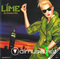 Lime - The Greatest Hits (Remixed Versions)