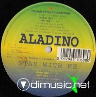 Aladino - Stay With Me - Single 12'' - 1995