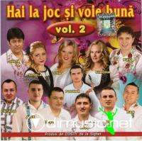 HAI LA JOC SI VOIE BUNA VOL. 2 2012 (CD ORIGINAL)