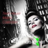 VA - Tech House Miami Collection (2012)