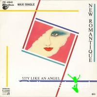 New Romantique ‎– Shy Like An Angel (Maxi-Single)