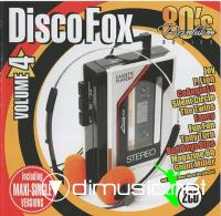 Various ‎- 80's Revolution - Disco Fox Volume 4