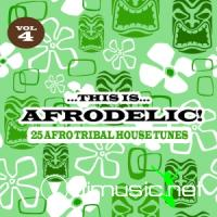 VA - This Is Afrodelic Vol 4 (25 Afro Tribal House Tunes)(2011)
