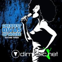 VA - Greatest Divas Of House Vol 4 (2012)