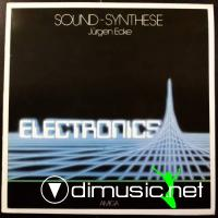Jurgen Ecke - Sound-Synthese Electronics (1986)