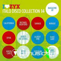 Various - I Love ZYX Italo Disco Collection 14