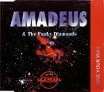 Amadeus  & Funky Diamonds With Lila Pearl ‎– Move Your Way
