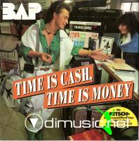 BAP ‎– Time Is Cash, Time Is Money (7'') 1986 RARE