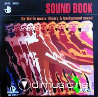 Sound Book - De Wolfe Music Libary & Background Sound 1998
