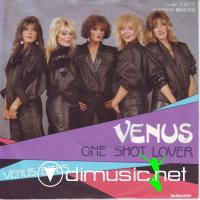 Venus (4) - One Shot Lover (Vinyl, 7'')