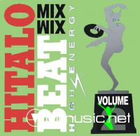 Various - Hitalo Beat Mix Vol. 2 (1989)