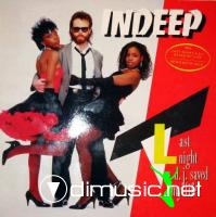 Indeep - Last Night A DJ Saved My Life! (LP 1983)