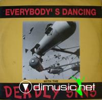 Deadly Sins – Everybody's Dancing - Single 12'' - 1994