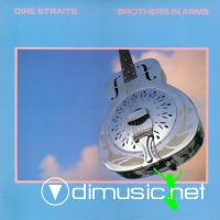 Dire Straits - Brothers In Arms  (LP 1985)