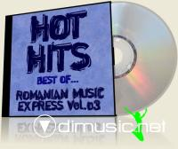 Hot Hits Best Of...Romanian Music Express Vol.3 2012