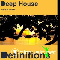 VA - Deep House Definitions (2012)