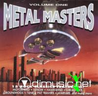 VA - Metal Masters (4CD Box Set) (1993) FLAC