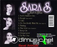 Sara S. - Just 4 You - 1999