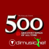 500 Greatest Songs Of All Time (Rolling Stone Magazines) 2004