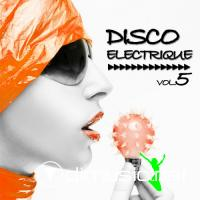Cover Album of VA - Disco Electrique Vol.5 (2012)