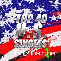 USA Hot Top 40 - Singles Chart 8-September-2012 [Bubanee]