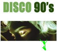 Total 90's disco & dance music . Mixed by Tom Kukura dj (2012)