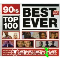 90s Top 100 Best Ever (3CD) (2010)