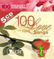 Top 100 Pop Love Songs 1950-2006 (2009)