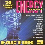 Various - Energy Rush Factor 5 (1993)