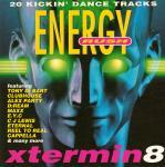 Various - Energy Rush - Xtermin8 (CD)