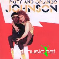 Patty and Orlando Johnson - Album (LP 1985)