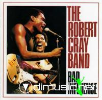 Cover Album of ROBERT CRAY BAND - BAD INFLUENCE
