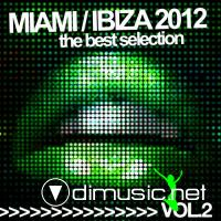 Cover Album of VA - Miami Ibiza 2012 Vol 2 (The Best Selection) (2012)