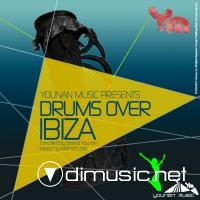 VA - Drums Over Ibiza (mixed by Matt McLarrie) (2012)