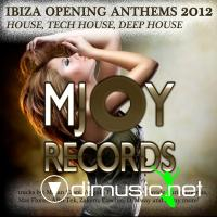 VA - Ibiza Opening Anthems 2012 House (2012)
