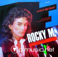 Rocky M. - Look In My Heart - Single 12'' - 1987