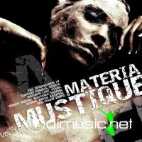 Cover Album of VA - Mustique Materia (2012)