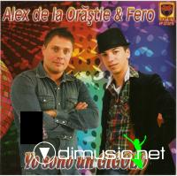 Cover Album of Alex de la Orastie & Fero - Yo sono un gigolo Album 2012