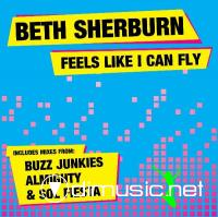 Cover Album of Beth Sherburn - Feels Like I Can Fly (Remixes) 2012