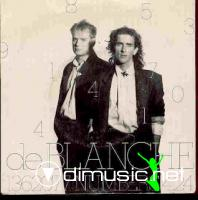 De Blanche - Numbers (Vinyl, 7'', Single 1985)